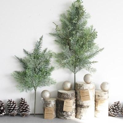 크리스마스 주니퍼 세다 가지 1P -2size_(3056198)