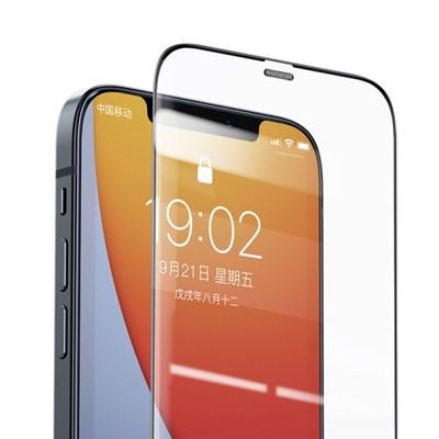 벤크스 아이폰12 미니 프로 맥스 V pro 풀커버 4D 강화유리