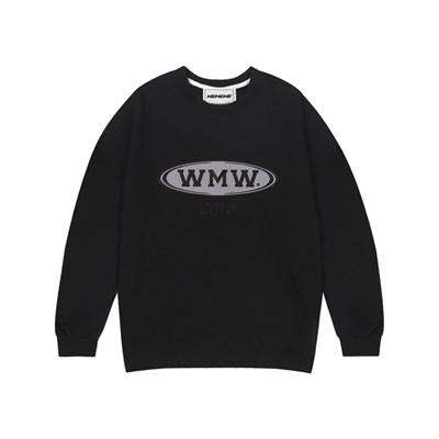 WMW 2010 SWEATSHIRT_BLACK