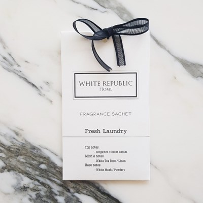 [화이트리퍼블릭]Fragrance Sachet Fresh Laundry