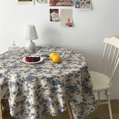 프렌치 빈티지 감성 식탁 테이블보 2size