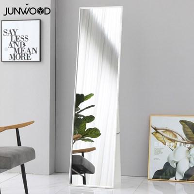 준우드 로옹 LPM 전신거울400 높이1600거울 블랙/화이트/브라운