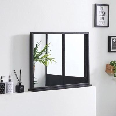 준우드 스탠드800 블랙/화이트/메이플/레드 스탠드 거울