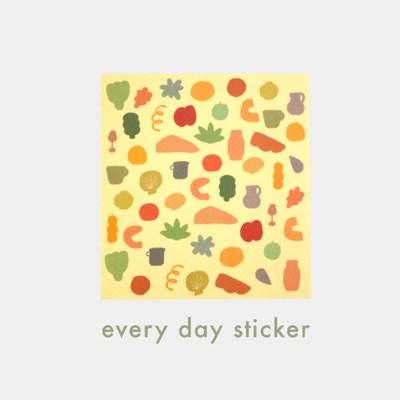 [sticker] everyday sticker