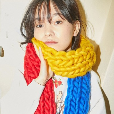LOVE IS ALL SCARF
