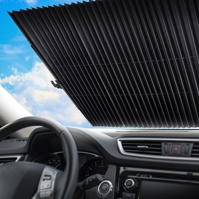 PM 시크릿 셔터 차량용 앞유리 햇빛가리개