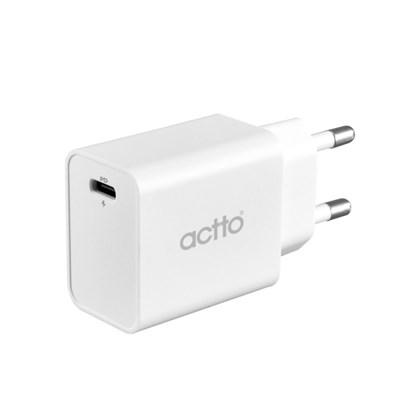 엑토 USB PD C타입 퀵차지 18W 고속 충전기 MTA-40