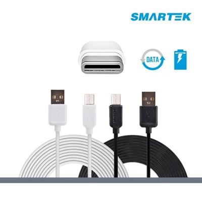 스마텍 최신형 USB C타입 휴대폰 고속 충전기 케이블