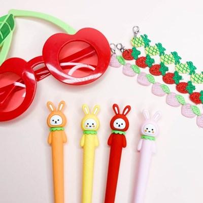 [맙소사잡화점] 과일 토끼 젤펜