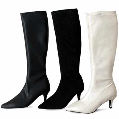 kami et muse Stiletto skinny long boots_KM20w186