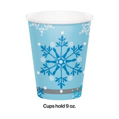 [빛나파티]겨울왕국 9oz 종이컵 Snow Princess Paper Cup