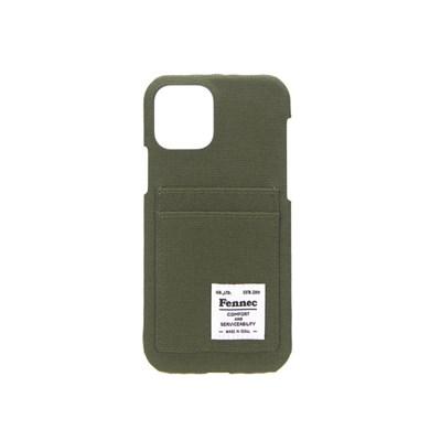 FENNEC C&S IPHONE 12/12 PRO CARD CASE - KHAKI