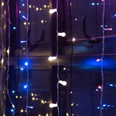 볼(앵두) 트리전구 50구 24V 크리스마스 장식 커튼조명