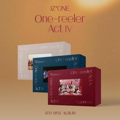 아이즈원 - 미니 4집 [One-reeler / Act Ⅳ] (세트)