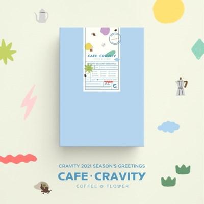 크래비티 (CRAVITY) - 2021 시즌그리팅