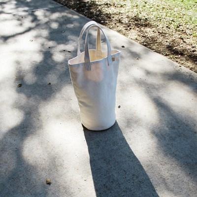 Cylinder Bag (IVORY)