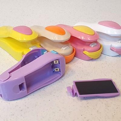 보관과 사용이 편리한 휴대용 미니 실링기
