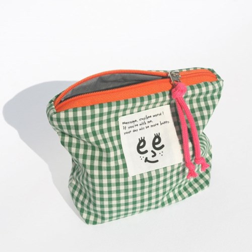 Check pouch(S)_Green