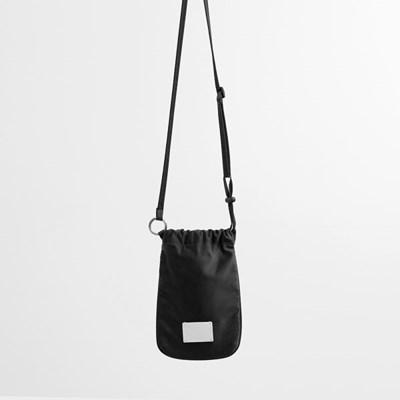[리퍼브]FENNEC POUCH BAG - BLACK