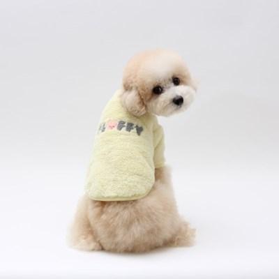 솜사탕 티셔츠 (옐로우)