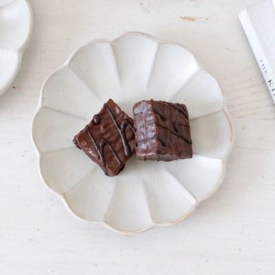 아이카 시로끼 원형 접시- 14cm_(3062438)