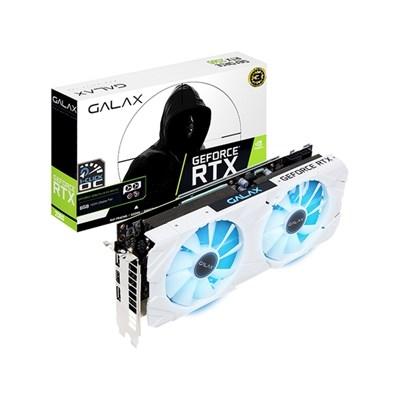갤럭시 지포스 RTX 2060 PLUS EX WHITE D6 6GB