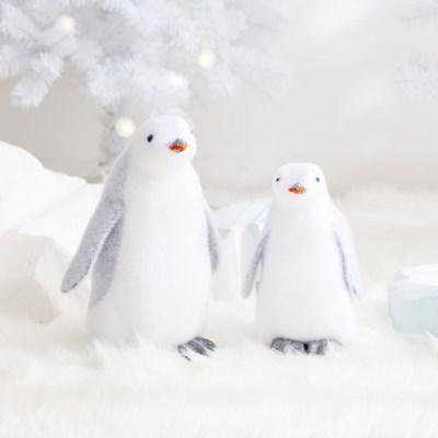 [데코봉봉]남극 펭귄(그레이)