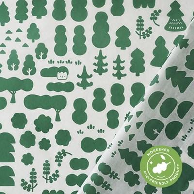 고급 친환경 포장지 인 더 포레스트 (10장)