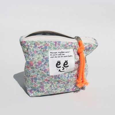 Flower pouch(S/L)_Hiding place