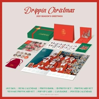 드리핀(DRIPPIN) - 크리스마스 패키지 [CHRISTMAS PACKAGE]