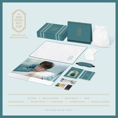김성규(KIM SUNG KYU) - 2021 새해 패키지 [NEW YEAR PACKAGE]