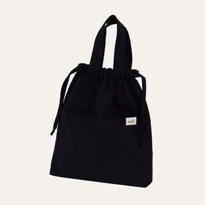 Little bunny bag (black)