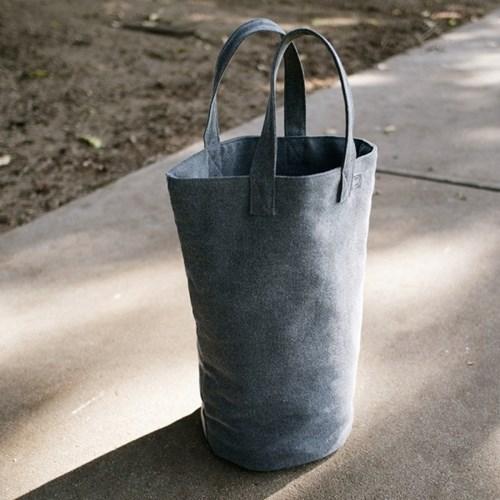 Cylinder Bag (DARK GRAY)