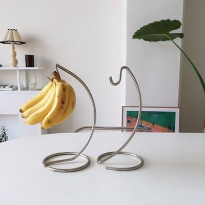 이비자 스테인레스 바나나걸이 2종