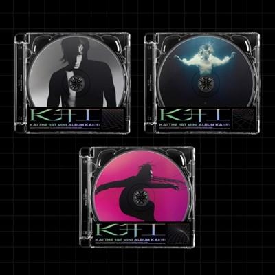 카이(KAI) - 미니1집 KAI (开) (JEWEL CASE Ver.)