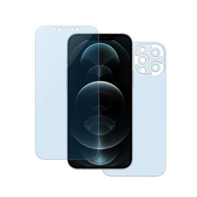 아이폰12 프로맥스 기스복원 풀커버필름 전후면 각1매