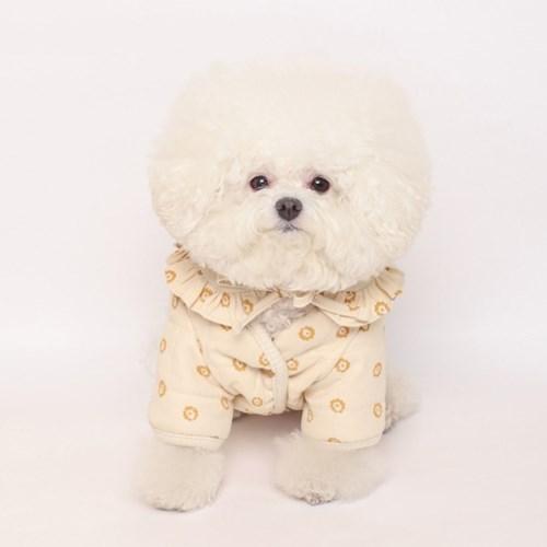 에덴숑-Baby flower coat(베이비 플라워 코트)