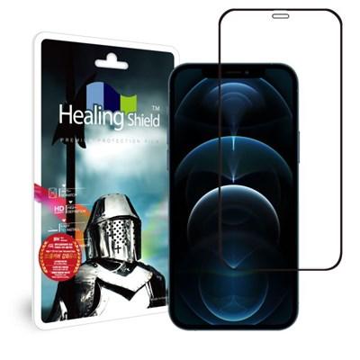 아이폰12 프로 맥스 초슬림 플렉시블 3D 풀커버 강화유리 액정보호필