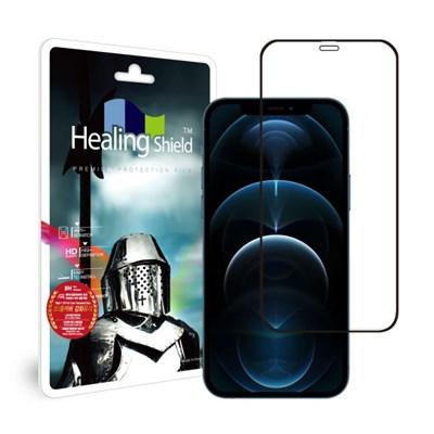 아이폰12 / 아이폰12 프로 초슬림 플렉시블 3D 풀커버 강화유리 액정