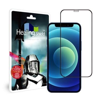 아이폰12 미니 초슬림 플렉시블 3D 풀커버 강화유리 액정보호필름 1