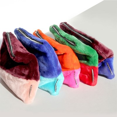 Fluffy bag[2]_5colors