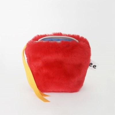 Pony pouch_Raspberry jam