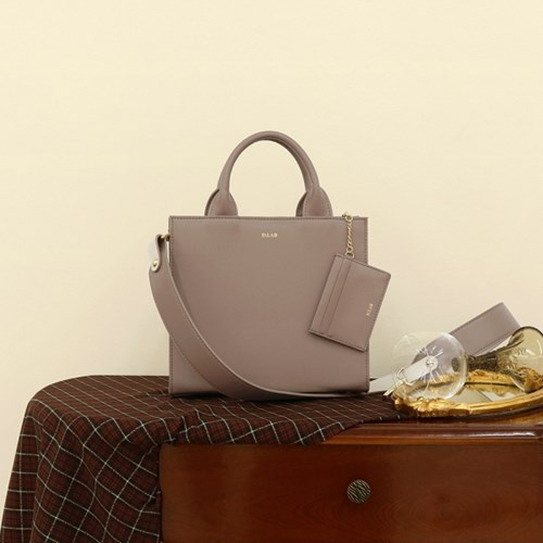 D.LAB Marie bag - 4color [토트백 in 카드지갑]_(1030723)