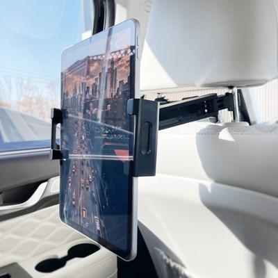 차량용 헤드레스트 거치대 휴대폰 태블릿 아이패드 12.9인치 거치대