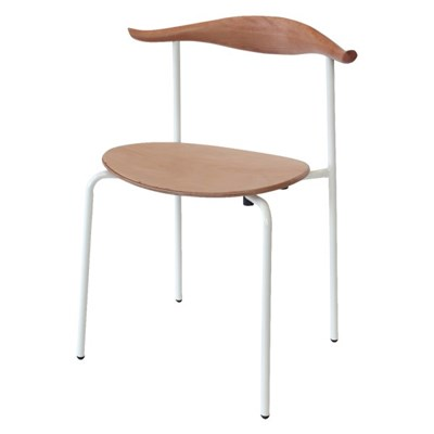 루크 철제 의자[SH003294]