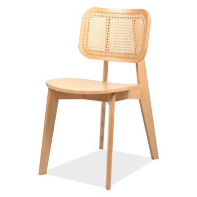 지카 라탄 의자[SH003306]