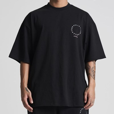 NUVV BLACK T-SHIRTS no.2