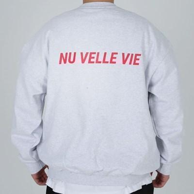 NUVV WHITE SWEAT-SHIRTS no.1