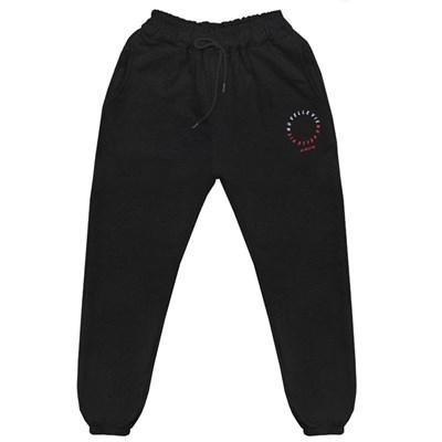 NUVV BLACK JOGGER PANTS no.1