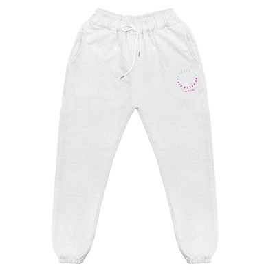 NUVV WHITE JOGGER PANTS no.3